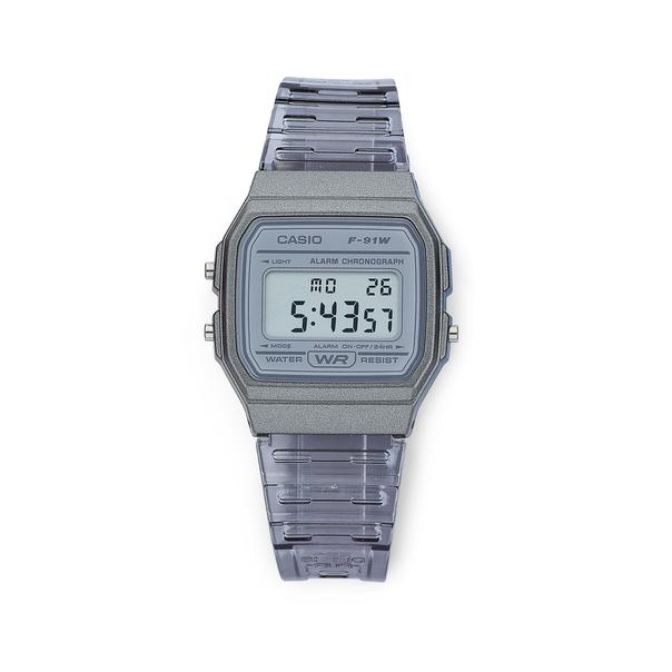 Casio Digital Grey Watch