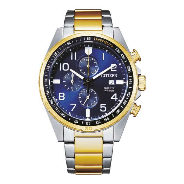 Citizen Gents Chronograph 100m WR Watch
