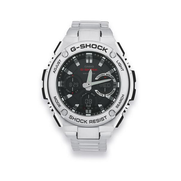 G-Shock Mens G-Steel Analogue / Digital Watch