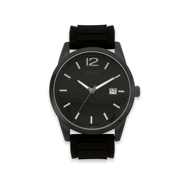 Guess Gents Perry Black Tone Watch