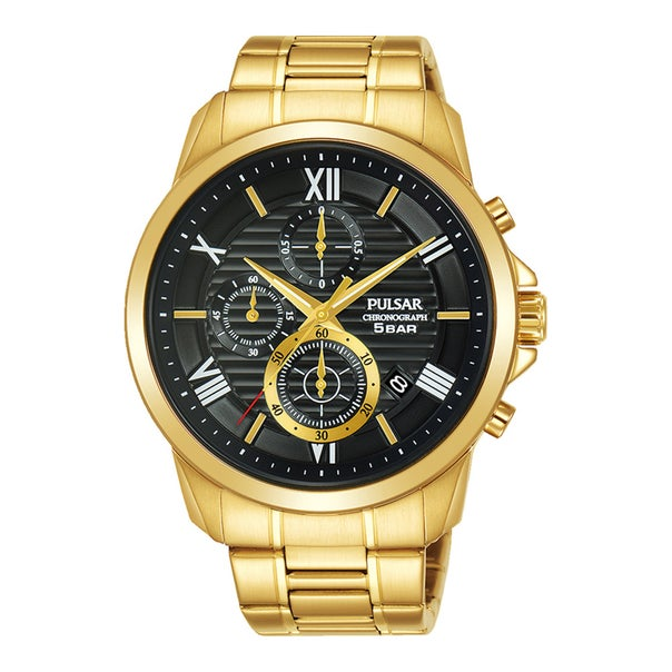 Pulsar Men's Chronograph Watch