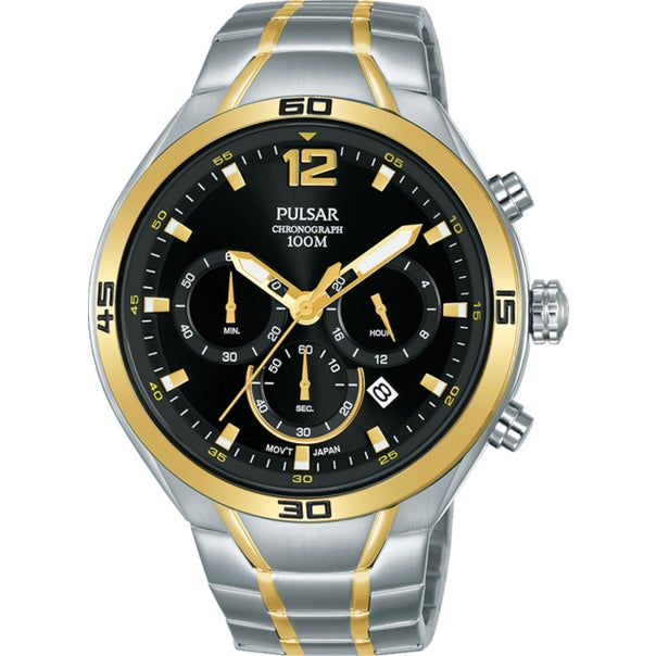 Pulsar Mens Regular Watch