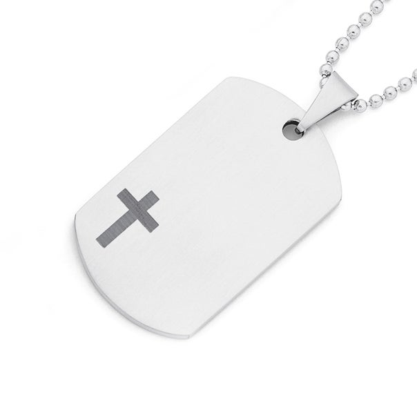 Stainless Steel Chisel Lords Prayer